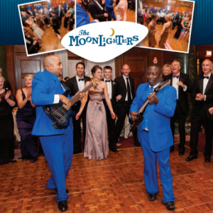 """The """"Original"""" Moonlighters® - Motown Group in Washington, District Of Columbia"""