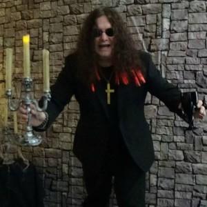 The Ozzynator - Ozzy Osbourne Impersonator in Panama City Beach, Florida