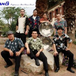 The Pan 8 - Steel Drum Band in El Paso, Texas