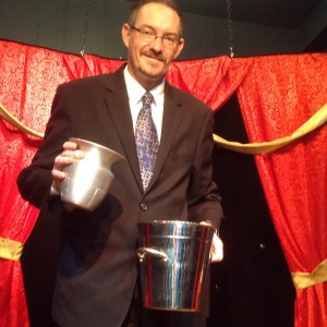 The Party People & Theater of Mystery - Comedy Magician in Pueblo, Colorado