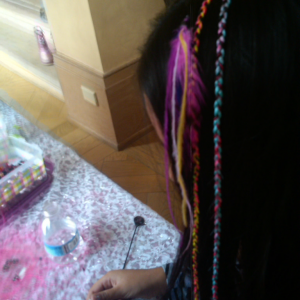 The Partybraider - Children's Party Entertainment / Hair Stylist in Los Angeles, California