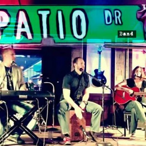 The Patio Drive Band
