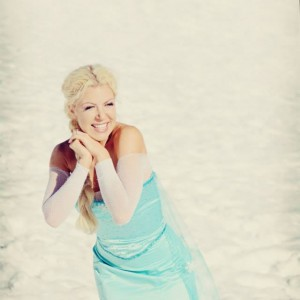 The PDX Snow Queen - Princess Party / Children's Party Entertainment in Portland, Oregon