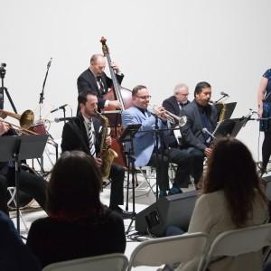 The PEAK Fleet w/ Mel Brown Septet - Jazz Band in Portland, Oregon