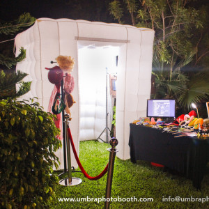 Umbra Photobooth - Photo Booths in Los Angeles, California