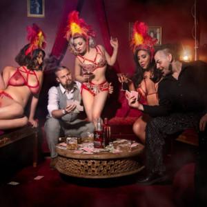 Ricochet Cabaret - Dance Troupe / Burlesque Entertainment in Dallas, Texas