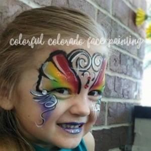 The Pixie Painter (Colorful Colorado) - Face Painter in Denver, Colorado