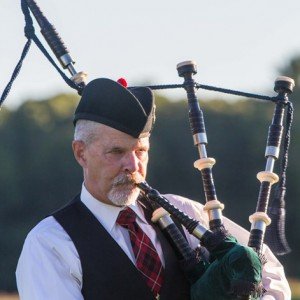 The Plymouth Piper - Bagpiper in Plymouth, Massachusetts