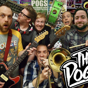 The Pogs - Cover Band in Providence, Rhode Island