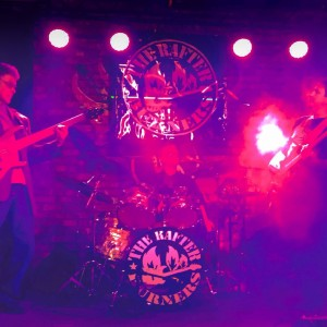 The Rafter Burners - Classic Rock Band in McKinney, Texas