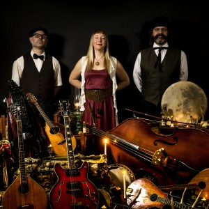 The Rattlin' Bones - Acoustic Band in Nevada City, California