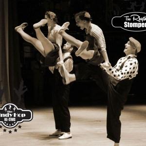 Jumpin Entertainment - Swing, Hot Jazz & Lindy Hop - Swing Dancer / 1940s Era Entertainment in New York City, New York