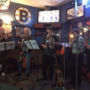 The Boston Rovers - Celtic Music in Wilmington, Massachusetts