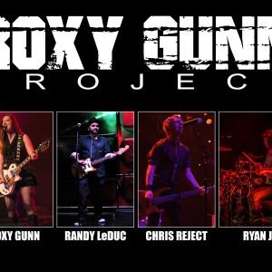 The Roxy Gunn Project - Rock Band in Las Vegas, Nevada