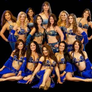 The Sahar Dance Company - Egyptian Dance - Belly Dancer in San Diego, California