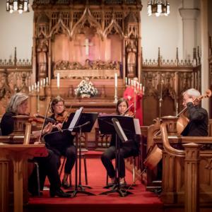 The Saint Paul Quartet - String Quartet in St Paul, Minnesota