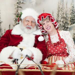 The Santa Madonna's - Santa Claus in Brunswick, Ohio