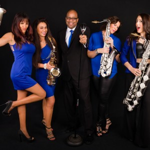 The Saxations - Pop Music in San Diego, California
