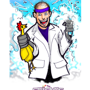 The Science Wizard - Science Party / Magician in Sacramento, California