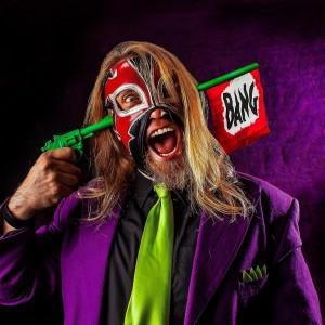 The Shocker - Comedy Magician in Las Vegas, Nevada