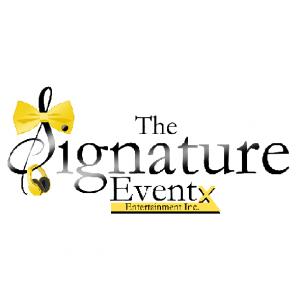 The Signature Eventx Entertainment Inc. - Wedding DJ / Karaoke DJ in Houston, Texas