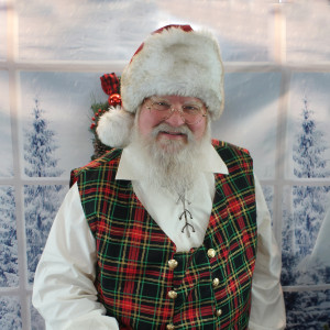 The Singing Santa - Santa Claus in Dearborn, Michigan