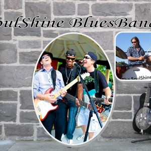 The Soulshine Blues Band - Blues Band in Rohnert Park, California