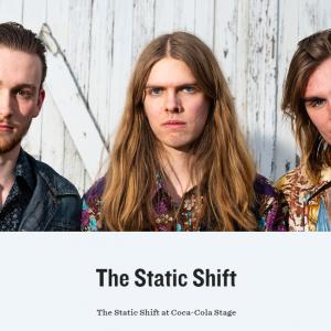 The Static Shift - Rock Band / Classic Rock Band in Calgary, Alberta