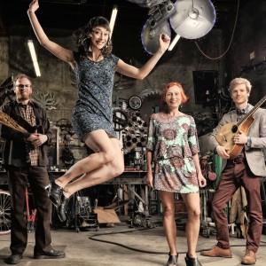 The Stomptowners - Celtic Music in Portland, Oregon
