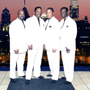 The Stylistics Revue - Oldies Tribute Show in Hightstown, New Jersey