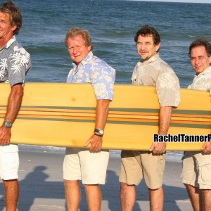 The Surf Chasers - Surfer Band / Tribute Band in Melbourne, Florida