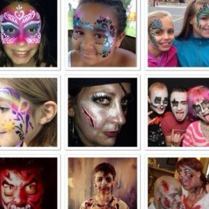The Tattoo Lady - Temporary Tattoo Artist / Face Painter in Kingsport, Tennessee