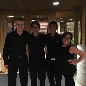 The Teachers Quartet - String Quartet in Eastport, New York