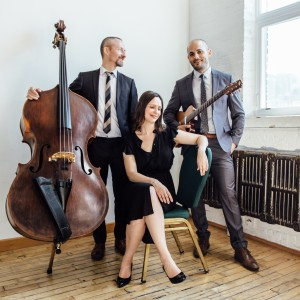 The Tiffany Hanus Jazz Trio - Jazz Band in Toronto, Ontario