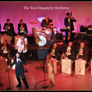 The Tom Daugherty Orchestra - Big Band in Dayton, Ohio