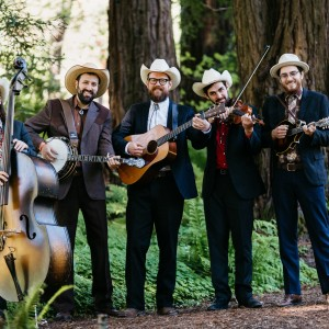 The Town Howlers - Bluegrass Band in Berkeley, California