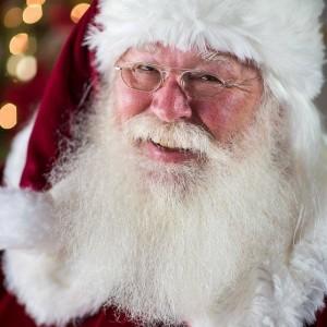 The Traveling Santa - Santa Claus in Sacramento, California