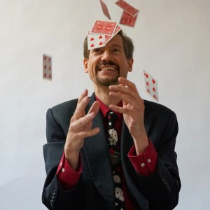 The tRICKster: Comedy Magician - Rick Morrill - Comedy Magician in Frisco, Texas