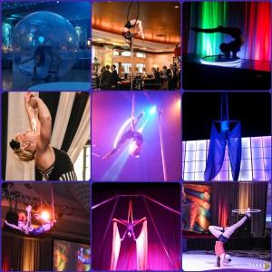 The Vagabonds of The Runaway Circus - Circus Entertainment in Barrington, Illinois