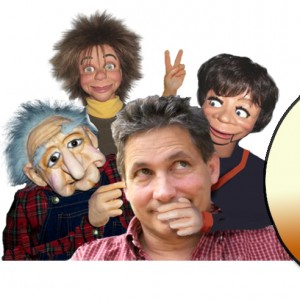 The Vocal Illusions of Mark Crocker - Ventriloquist in Barrie, Ontario