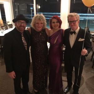 The Whitney Shay Quartet - Jazz Band in San Diego, California