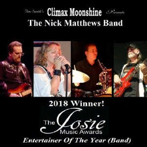 The Nick Matthews Band - Classic Rock Band in Nashville, Tennessee