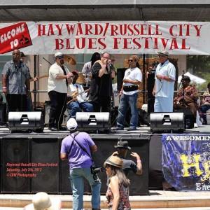The Wingnut Adams Band - Blues Band in Sacramento, California