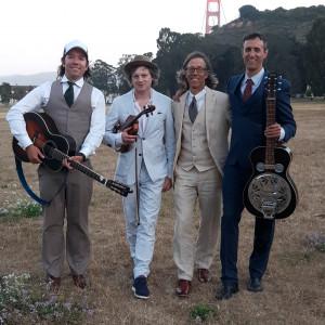 Erik Yates / Hot Buttered Rum - Bluegrass Band in Oakland, California