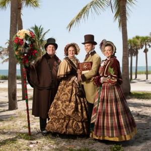 The Yuletide Carolers (South Florida) - Christmas Carolers in Pompano Beach, Florida