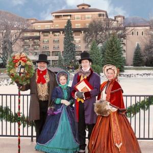 The Yuletide Carolers (Denver Colorado) - Christmas Carolers in Denver, Colorado