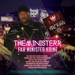 TheMinisterr fka Minister Kaine - Gospel Music Group in Tulsa, Oklahoma