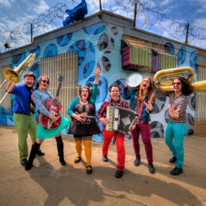This Way to the EGRESS - New Orleans Style Entertainment in Bethlehem, Pennsylvania