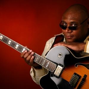 """Thomas Jones Jr."", ""Lead Guitarist"" - Jazz Band in Daytona Beach, Florida"