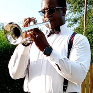 """Thomas """"TheTrumpetter"""" - Trumpet Player / One Man Band in Jacksonville, Texas"""